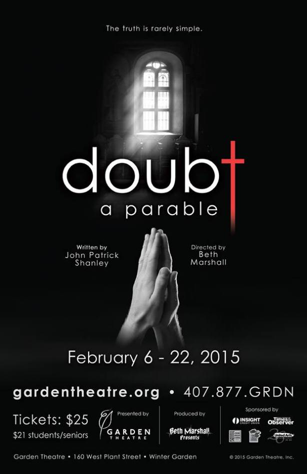 Doubt Show Poster
