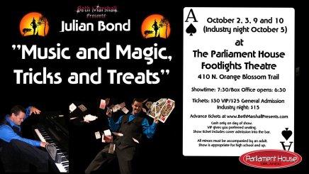 Julian Bond 16x9